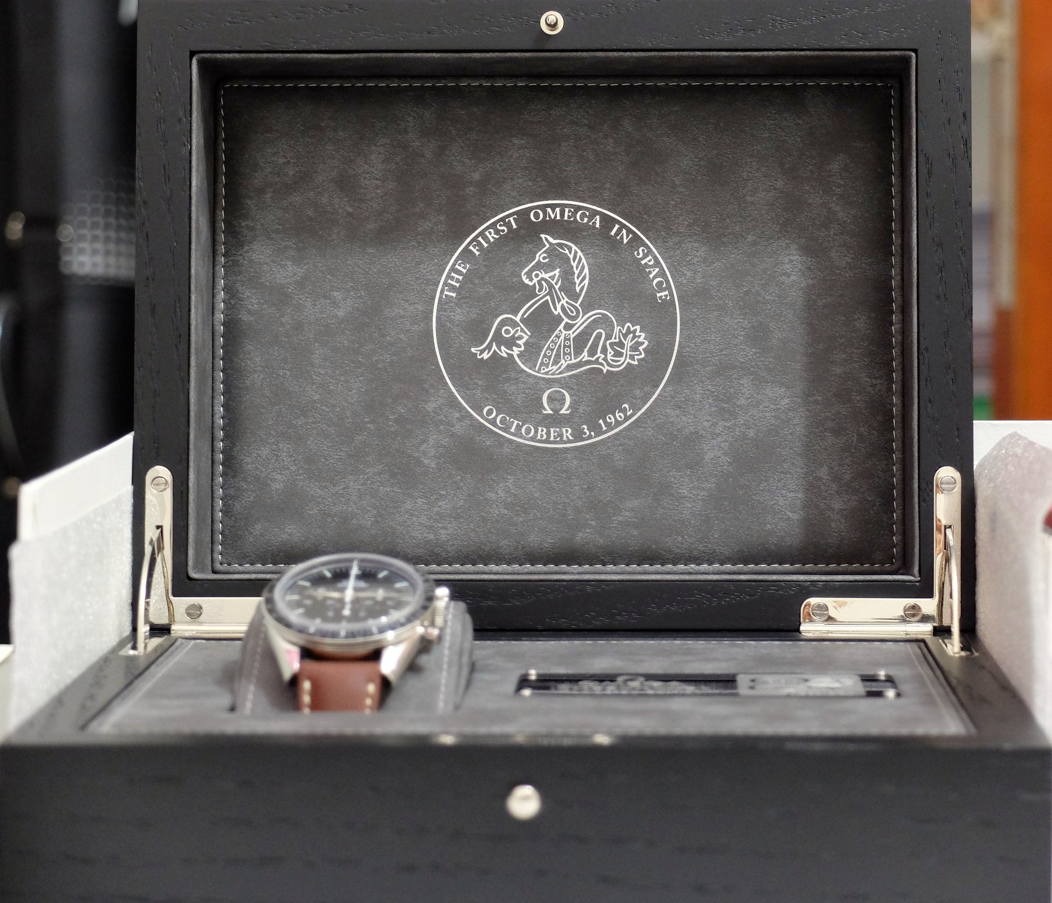 Omega Speedmaster First Omega In Space Review Journeyman