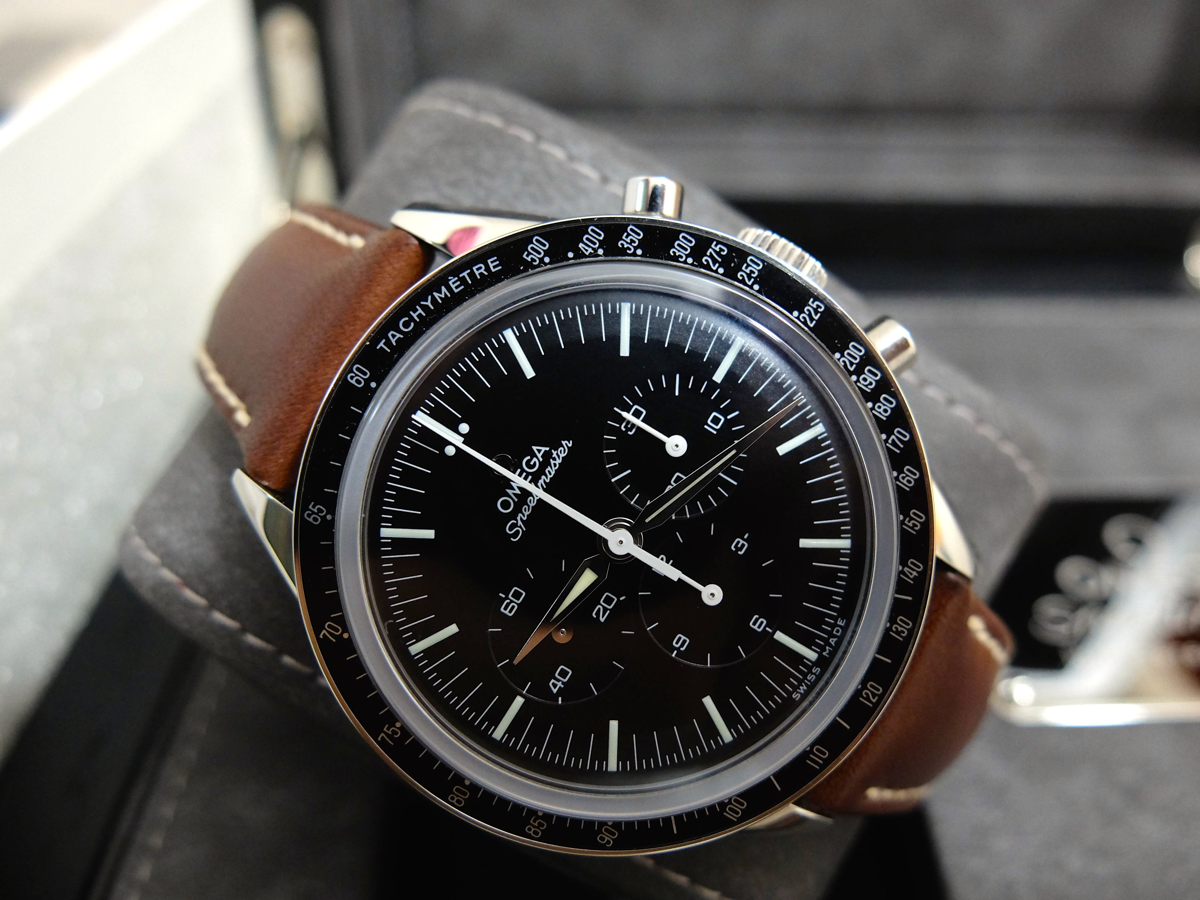 omega speedmaster first omega in space review journeyman. Black Bedroom Furniture Sets. Home Design Ideas