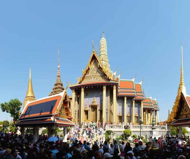 Grand Palace Thailand2