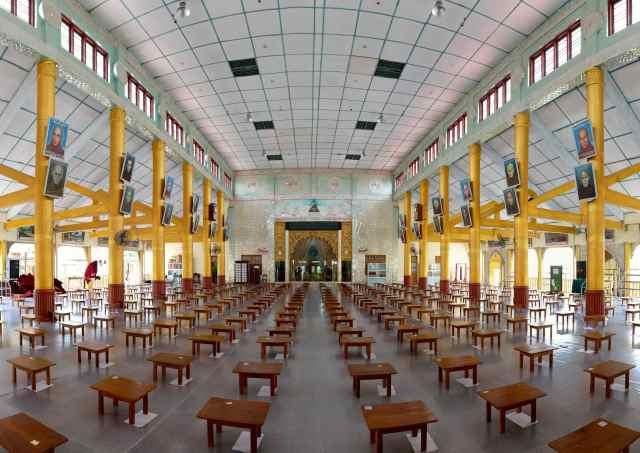 Monastery Bago